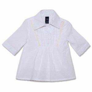 پیراهن دخترانه آستین سه ربع | پیراهن بچه گانه دخترانه بسیار زیبا از برند GAP