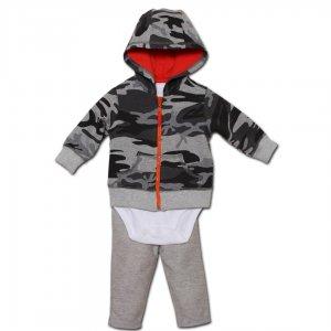 خرید آنلاین سویشرت پسرانه ، بادی و شلوار | ست سه تیکه کارترز، جدیدترین مدل های لباس پسرانه