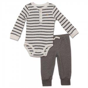 بادی و شلوار کارترز | خرید آنلاین بادی و شلوار بسیار نرم و مناسب پوست ظریف کودکتان