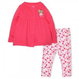 بلوز و شلوار دخترانه کارترز اورجینال | پیراهن دخترانه و لگ کارترز با قیمت بسیار مناسب