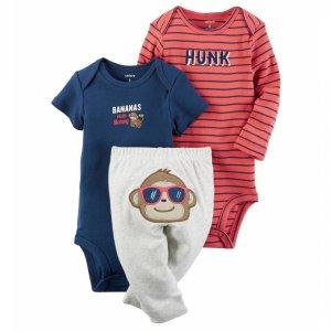 خرید ست نوزادی | ست لباس نوزادی کارترز در فروشگاه اینترنتی نی نی مارک