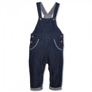 شلوار پیشبندی اسپرت | از بهترین و زیباترین مدلهای لباس اورال بچه گانه جین