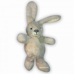 عروسک خرگوش نرم کرم