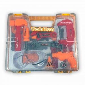 اسباب بازی ست ابزارآلات کودک