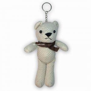 عروسک جاسوییچی خرس شیری